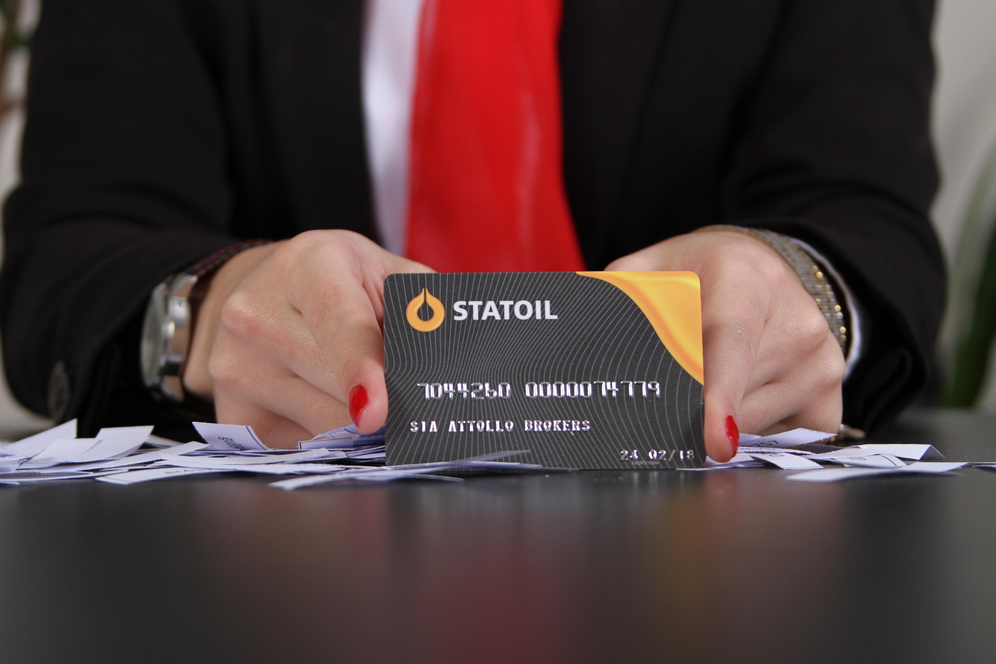 Statoil karte